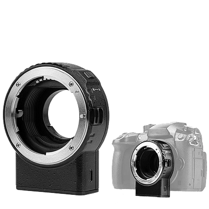 Адаптер Viltrox NF-M1 для объектива F-mount на байонет Micro 4/3 (Nikon F - Micro 4/3) (Panasonic, Olympus), фото 2
