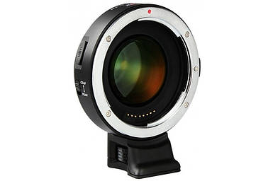 Адаптер Viltrox EF-E II Speed Booster для Canon EF на байонет Sony E-mount (Canon EF-Sony E)