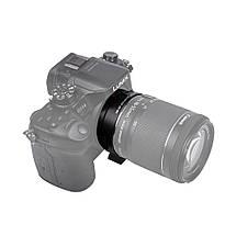Адаптер Viltrox EF-M1 для объектива EF, EF-S на байонет Micro 4/3 (Canon EF - Micro 4/3) (Olympus, Panasonic), фото 3