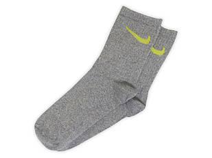 Чоловічі шкарпетки Nike сірі