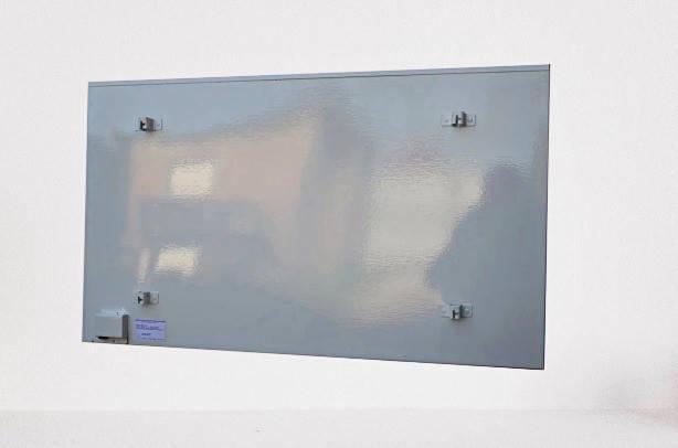 Обогреватель металлический Optilux 500Н, фото 2