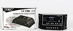 Контроллер для солнечной батареи Solar controler 10A