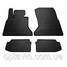 BMW 5 (F10/F11) - комплект качественных резиновых ковриков. Комплект 4 шт. (2010-2013)