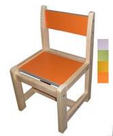 """Детский стульчик """"Украина"""" из натуральной древесины(бука)"""