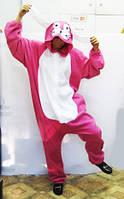 Пижама заяц флис на рост 175