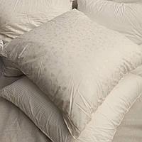 Подушка 70х70 Антиаллергенная ЭКОПУХ с наволочкой на замке 100% хлопок   Подушка для сна ОДА