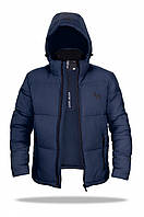 Зимняя куртка мужская Freever синяя, фото 1