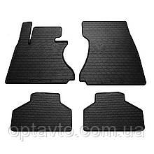 BMW 7 (E65)  - комплект качественных резиновых ковриков. Комплект 4 шт.  (2002-2008)