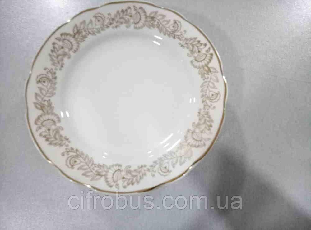 Б/У Набор тарелок десертных (6 штук)