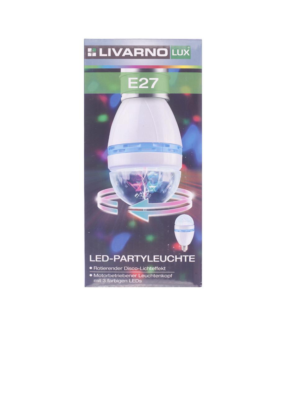 Лампа LED Livarno для вечеринок Е27 8*13см