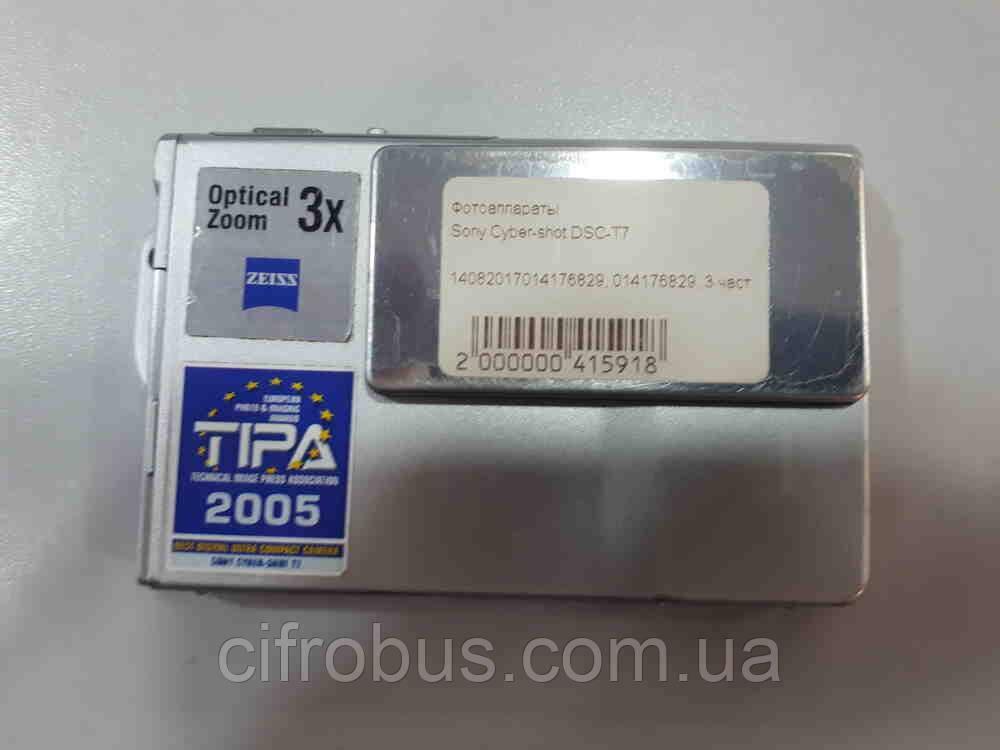 Б/У Sony Cyber-shot DSC-T7