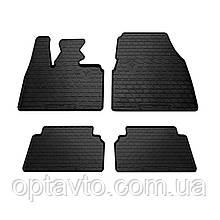BMW i3 (I01)  - комплект качественных резиновых ковриков. Комплект 4 шт.  (2013-2020)