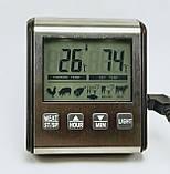 Термометр с таймером для приготовления мяса TP-710 с выносным датчиком, фото 2