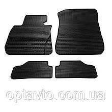 BMW X1 (E84)  - комплект качественных резиновых ковриков. Комплект 4 шт.  (2009-2015)
