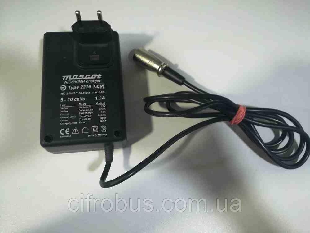 Б/У Mascot 2216 6-12 Cell NiMH / NiCd Battery