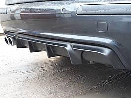Накладка диффузор задний для BMW 5 series E39