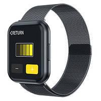 Умные часы Smart Band T88 (Черный)