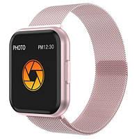 Умные часы Smart Band T88 (Розовый)