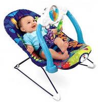 """Детское массажное кресло-качалка Fisher Price """"Океан"""""""