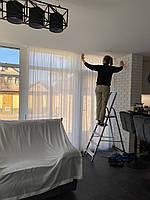 Стирка, химчистка штор и домашнего текстиля. Уход за изделиями, ремонт, утюжка, демонтаж и навешивание