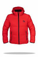 Зимняя куртка мужская Freever красная, фото 1