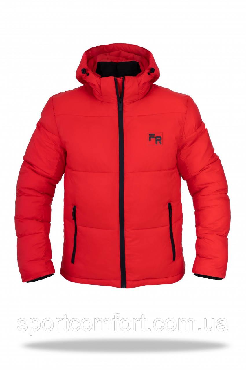 Зимова куртка чоловіча Freever червона