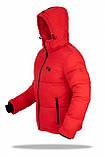 Зимняя куртка мужская Freever красная, фото 2
