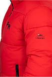 Зимова куртка чоловіча Freever червона, фото 4