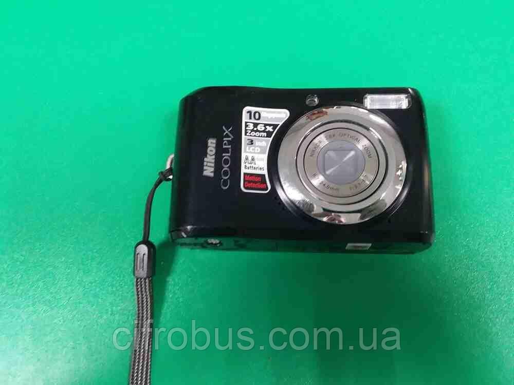 Б/У Nikon Coolpix L20