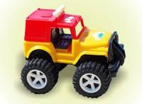 """Джип Multitoys - """"Хаммер"""" с большими колёсами"""
