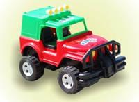 """Джип Multitoys - """"Хаммер"""" с маленькими колёсами"""