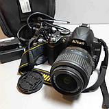 Б/У Nikon D3000 Kit, фото 4