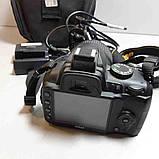Б/У Nikon D3000 Kit, фото 5