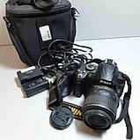 Б/У Nikon D3000 Kit, фото 10