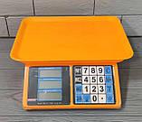 Весы торговые MATRIX MX-412 до 50 кг, фото 7