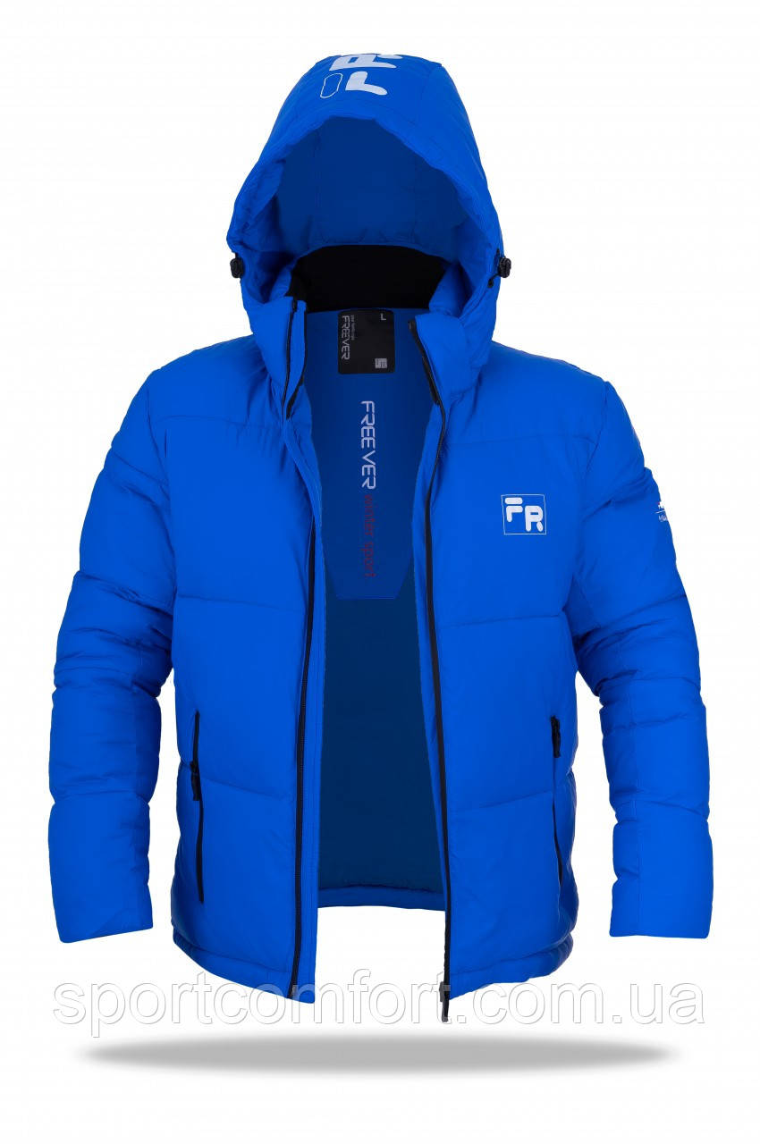Зимняя куртка мужская Freever электрик