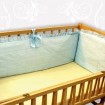 Защитный бортик для детской кроватки Homefort 40, расцветки в ассортименте