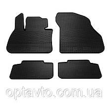 BMW X1 (F48)/BMW X2 (F39)   - комплект качественных резиновых ковриков. Комплект 4 шт.  (2015-2020)