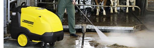 Апарати високого тиску з підігрівом води