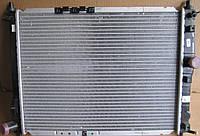 Радиатор Ланос-1.5,1.6,без кондиционера,оригинал.