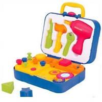 """Игровой набор Kiddieland-preschool """"Маленький столяр"""""""