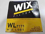 Б/У Фильтр масляный WIX WL7171, фото 2
