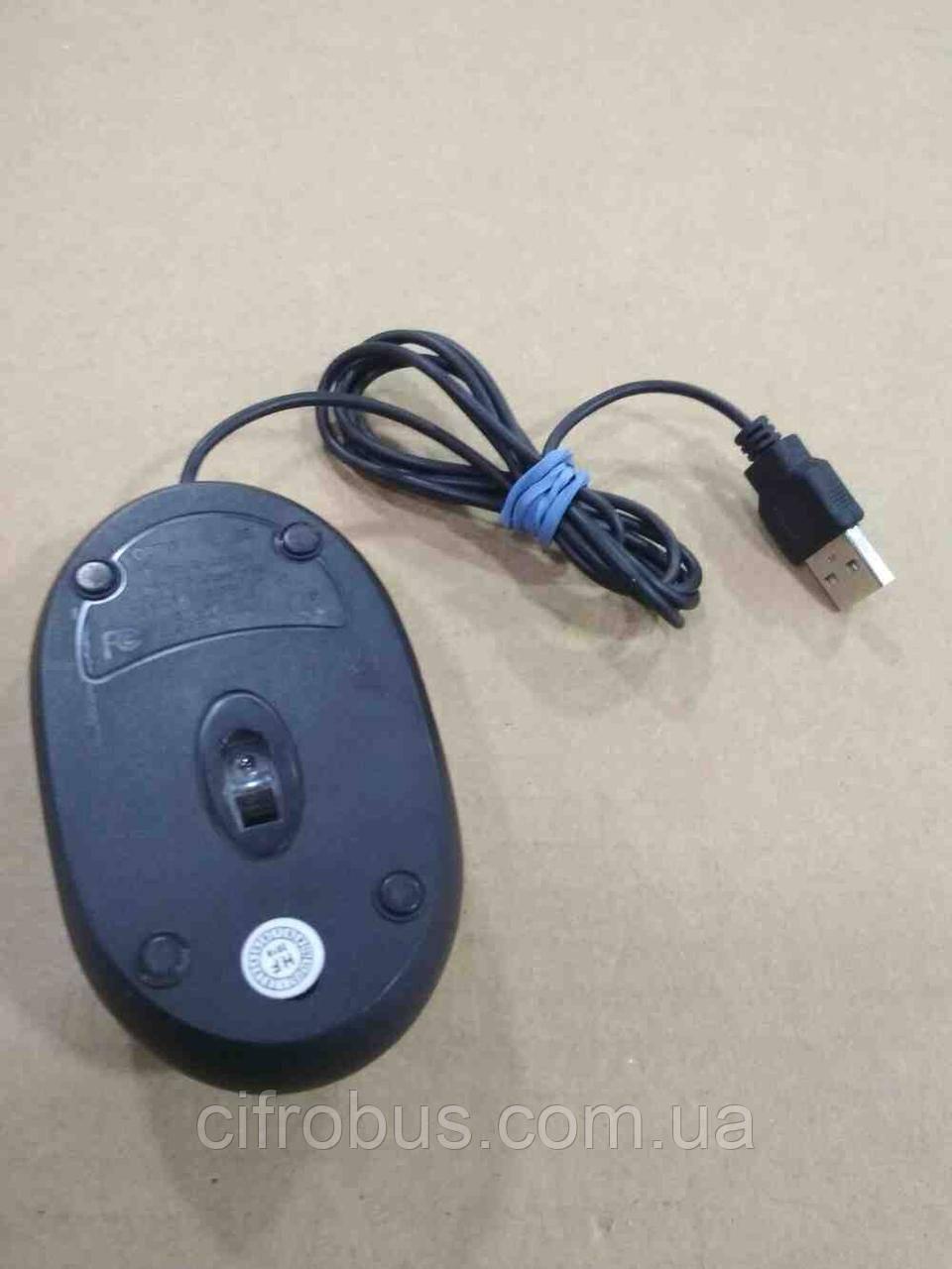 Б/У Мышка компьютерная проводная USB