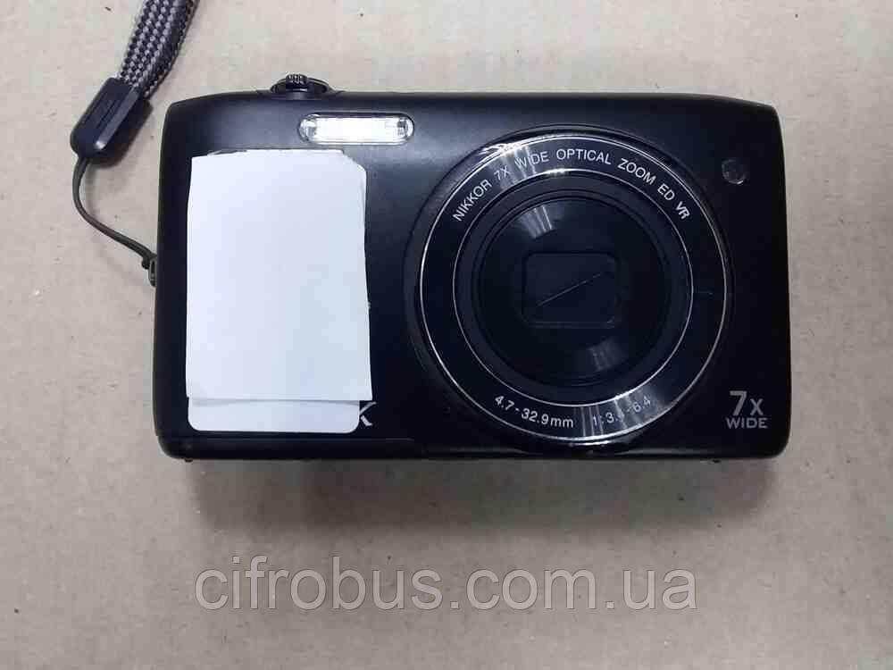 Б/У Nikon Coolpix S3500