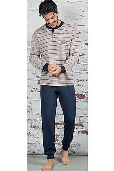 Мужской костюм Navigare B2141037 кофта и брюки на манжете