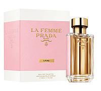 Prada La Femme L`Eau 100 ml (tester), фото 1