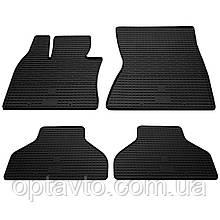 BMW X5 (E70)/BMW X6 (E71) - комплект качественных резиновых ковриков. Комплект 4 шт.  (2006-2013)