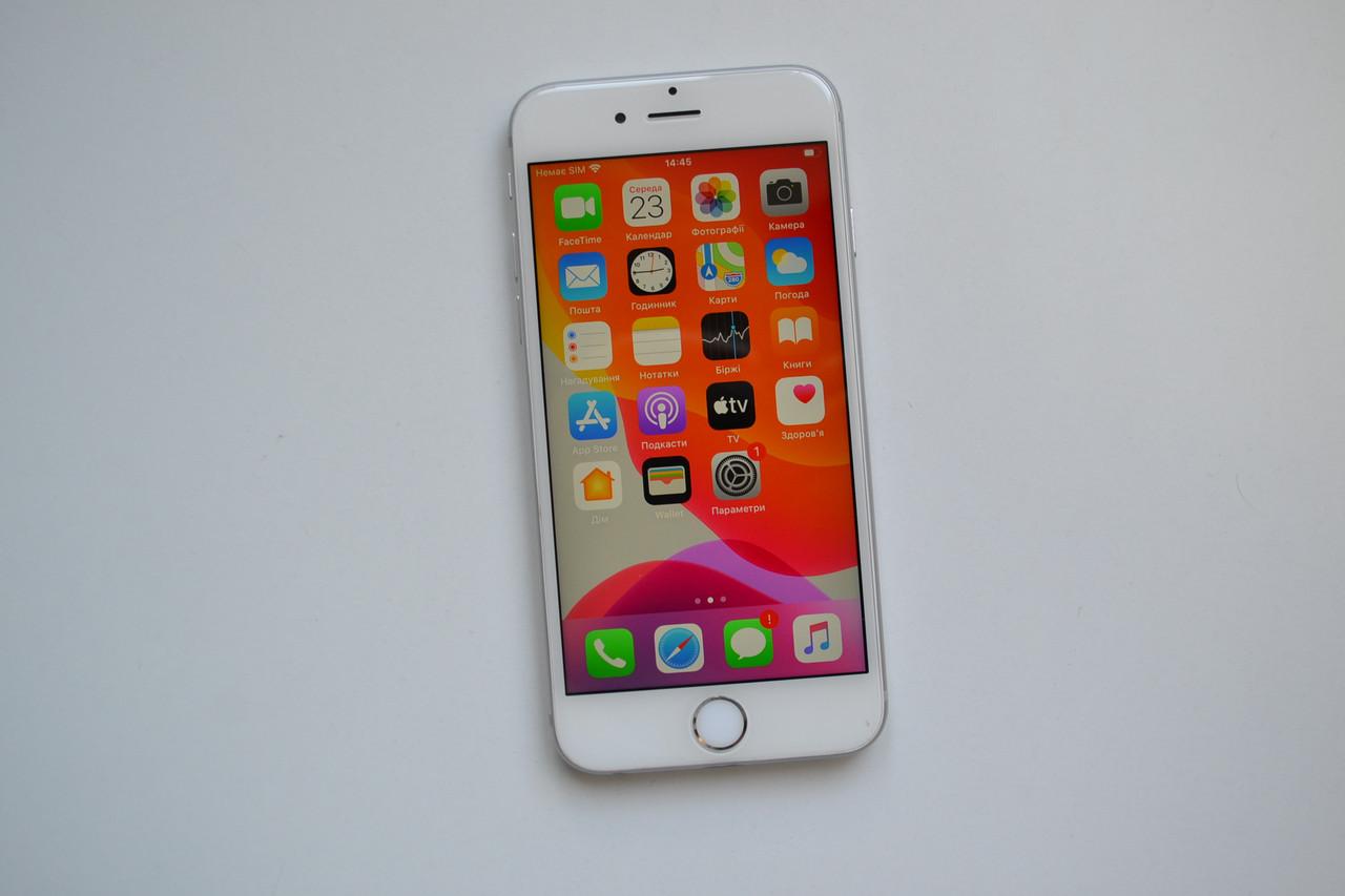 Apple iPhone 6s 32Gb Silver Neverlock Оригинал!