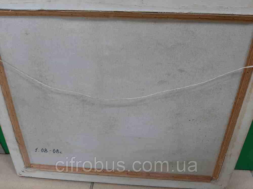 Б/У Картина маслом 60х45 см