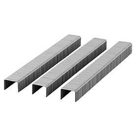 Скобы 10×12.8мм для пневмостеплера 5000шт SIGMA 2817101